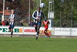 Peter Nsima Disappointed As Vaberg Crash Out Of Swedish Cup