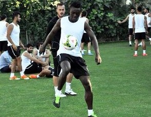 Injury Rules Out Gbenga Arokoyo From Rizespor Clash