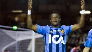 Kennedy Igboananike On Target In Loss To Helsingborg