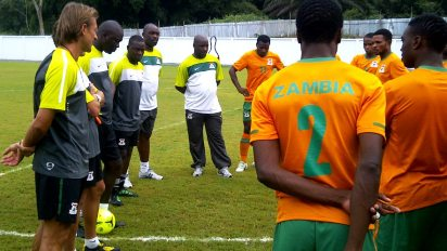 Zambia To Play Swaziland In Friendly