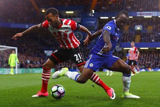 Victor Moses And Chelsea Heading For The Title After Winning Battle Of The Blues