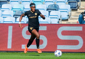 Barcelona's Nigeria captain Oshoala set for spell on the sidelines after going under the knife