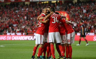 Manchester United, Tottenham, West Ham Monitoring Benfica's Brazilians In Portugal