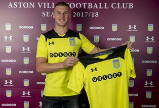 (Photo Confirmation) Official : Manchester United Loan Out Talented Goalkeeper To Aston Villa