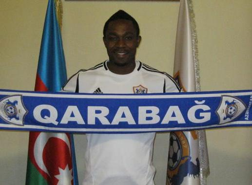 Official: Emeka Opara Joins Qarabag