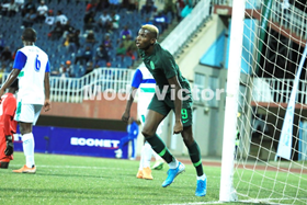 'I Am Happy The Coach Put His Faith In Me'- Osimhen On His Importance To Super Eagles