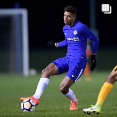 Nigerian Midfielder Scores And Assists As Chelsea Are Crowned U18 PL South Champs