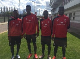 'We Trained For One Or Two Weeks With U17 Team' - Chidera Ejuke On Failed Move To Liverpool