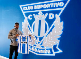 Official: Kenneth Omeruo's Younger Brother Joins Him At CD Leganes