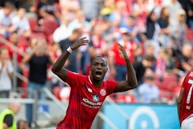 2 In 2: Mainz 05's Nigeria International Striker Anthony Ujah Gets His Groove Back
