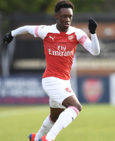 Dallas Cup: Four Players Of Nigerian Descent Named In Arsenal Squad; Balogun Scores Vs CF Monterrey