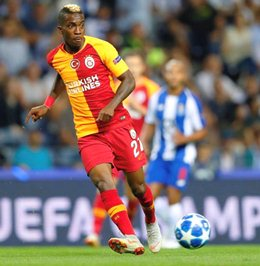 Turkish Champions Galatasaray On Brink Of Deal For Nigeria International Striker