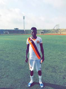 Trabzonspor And Kayserispor Trials For Nigerian Teenagers Chukwuka, Ebuka & Onyeaghala