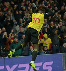 Harry Kane Injury : Why Watford's Isaac Success Could Be A Good Fit For Tottenham Hotspur