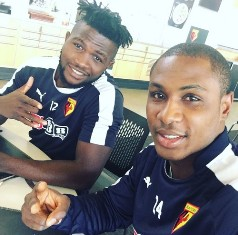 Watford Striker Isaac Success Clarifies : I Have Not Lost My Passport