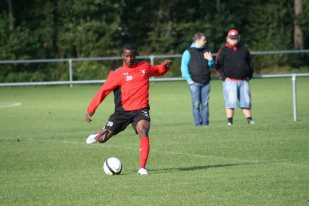 Ex FC Midtjylland Starlet, Noah Ojuola Happy To Score On St. Georges Debut