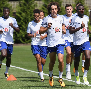 Chelsea Confirm Super Eagles Star Omeruo Captained Team For 71 Minutes Vs Crawley Town