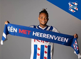 Official : SC Heerenveen Confirm Capture Of Former Liverpool Trialist Ejike