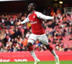 21 Goals & Counting :  No Stopping Balogun As Arsenal Whizkid Scores Against Chelsea U18s