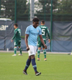 Ex-Manchester United Striker Ohio Confirms His Time With Manchester City Is Over