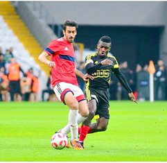 Nigeria U23 Skipper Is Third Youngest Player To Feature In Turkish Top-Flight This Season