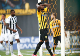 Former West Brom Striker Ideye Departs Greek Club Aris Thessaloníki