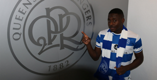 (Photo Confirmation) Nigerian-Born Winger Completes Move To Queens Park Rangers
