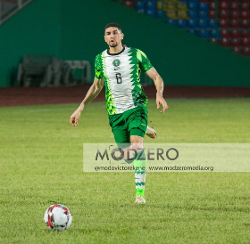 'The Team Is Still Young' – Leon Balogun Pinpoints Reason Behind Eagles Draw Vs Sierra Leone:: All Nigeria Soccer