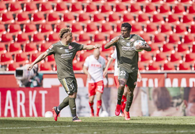 Awoniyi Relieved After Scoring First Goal For Mainz , Waiting For Liverpool To Be Crowned Champions