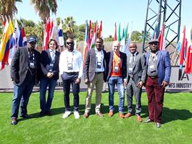 Nigerian Intermediaries In Attendance As World Football Summit Ends In Madrid