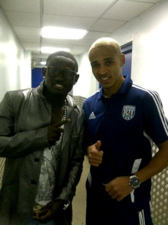 Odemwingie Pays Tribute To Stoke City Teammates After Beating Chelsea