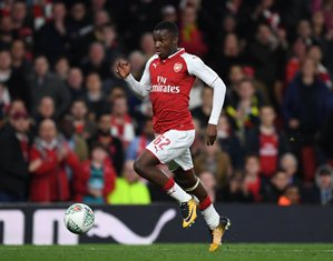 Iwobi Rested, Akpom Benched As Arsenal Are Held By Red Star In Europa League