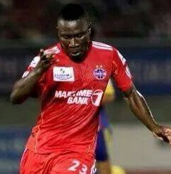 Samson Kpenosen Continues Good Run In Front Of Goal