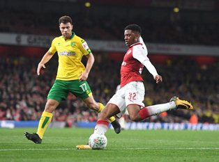 Nigerian Striker Ruled Out Of Arsenal-Tottenham Hotspur Clash