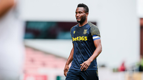 Chelsea Icon Obi Mikel Captains Stoke City In 2-2 Draw With Barnsley