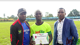 2019 Bet9ja Royal Cup: Lord Honour Taste Defeat on MD 3