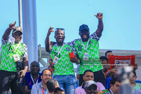 Super Eagles Head Of Scouting Reveals What He Learnt From Jose Mourinho At Chelsea