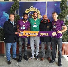 Raheem Lawal Having His Most Productive Season In Turkey, Bags First Career Brace