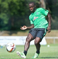 Anthony Ujah Passes Fitness Test; Makes Werder Bremen Squad To Face Bayer Leverkusen