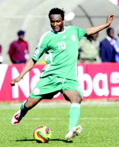 Obi Mikel : Nigeria Could Win The World Cup