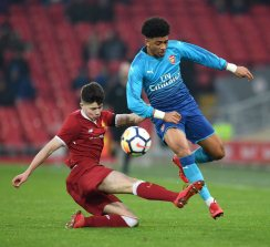 England Starlet Names Three Nigerian Whizkids Who Have Impressed Him At Arsenal