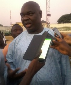 Giwa FC Appoint Tony Ogharanduku As New Technical Chief