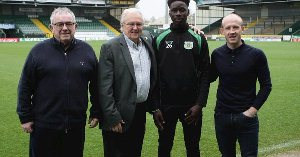 Official: Left-Back Eligible To Represent Nigeria & Italy Pens New Deal With Yeovil Town