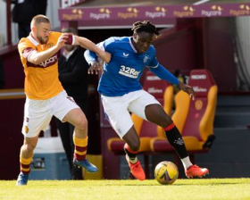 20-Year-Old Bassey Impresses Steven Gerrard On Full Debut For Rangers In 5-1 Rout Of Motherwell