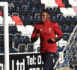 Liverpool Brand New Striker Babajide In Line For Emotional Debut Vs Watford