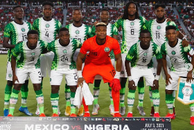 Super Eagles player ratings : Iwuala only bright spark; Nwabili let down by sloppy defence; Sunusi caged:: All Nigeria Soccer