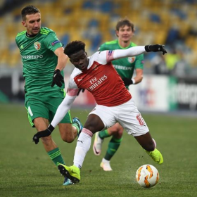 17-Year-Old Nigerian Winger In Contention To Make Home Debut For Arsenal First Team