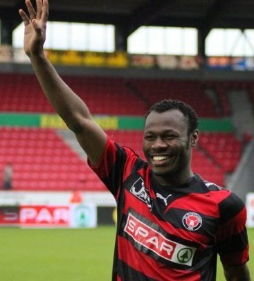 Sylvester Igboun Scores In Test Game Against Jablonec