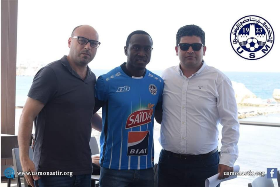 Done Deal: US Monastir Announce Signing Of Former Flying Eagles Midfielder Orkuma