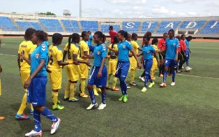 Emenike Elated With First Confluence Queens Goal